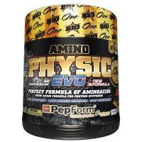 Amino Physic EVO envase de 400g de la marca BIG (Esenciales e Hidrolizados)