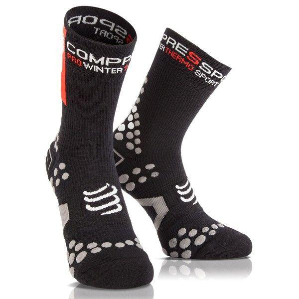 Calcetines de Ciclismo de Invierno Pro racing V2.1 de Compressport