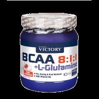 BCAA 8:1:1 + L-Glutamina - 500g