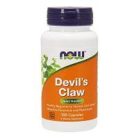 Extracto de Garra del diablo de 100 cápsulas de la marca Now Foods (Formulas Mejoras Articulares)