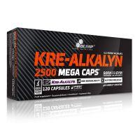 Kre Alkalyn 2500 de 120 mega cápsulas del fabricante Olimp Sport (Kre-alkalyn)