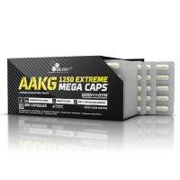 AAKG 1250 envase de 30 megacápsulas del fabricante Olimp Sport (Arginina)