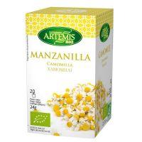 Infusión de Manzanilla de 20 sobres de Artemis BIO (Infusiones y tisanas)