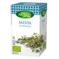 Infusión de Salvia de 20 sobres de Artemis BIO (Infusiones y tisanas)