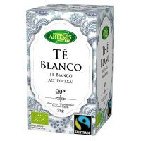 Infusión de Té Blanco de 20 sobres de la marca Artemis BIO (Infusiones y tisanas)