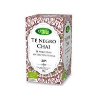 Infusión de Té Negro Chai envase de 20 sobres del fabricante Artemis BIO (Infusiones y tisanas)