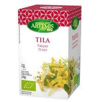 Infusión de Tila de 20 sobres de la marca Artemis BIO (Infusiones y tisanas)