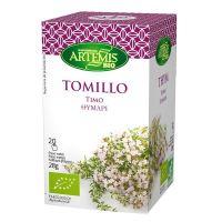 Infusión de Tomillo de 20 sobres de la marca Artemis BIO (Infusiones y tisanas)