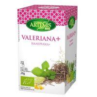 Infusión de Valeriana de 20 sobres de la marca Artemis BIO (Infusiones y tisanas)