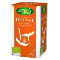 Infusión Depura-T envase de 20 sobres de Artemis BIO (Infusiones y tisanas)
