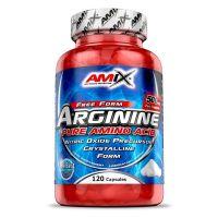 Arginina 500mg envase de 120 cápsulas de Amix Nutrition