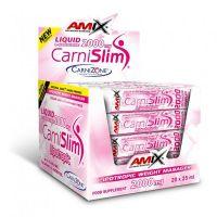 CarniSlim Lipotrópico de 20 x 25ml de la marca Amix Nutrition (L-Carnitina)
