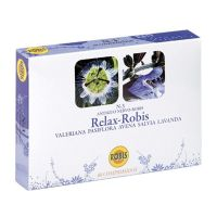 N-3 relax-robis 60 comprimidos de la marca Robis Laboratorios (Anti-Estrés)
