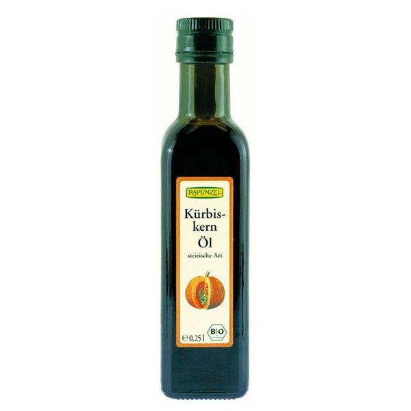 Aceite de Calabaza Rapunzel envase de 250ml de Biocop (Aceites)