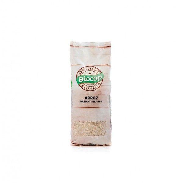 arroz blanco basmati - 500 g [biocop]