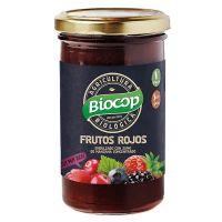 Compota de Frutos Rojos de 280g de la marca Biocop (Mermeladas)