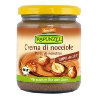 crema de avellanas rapunzel envase de 250g de la marca Biocop (Cremas de Untar)