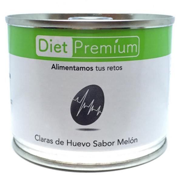 Lata con Claras de Huevo - 140g Diet Premium - 3