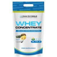 Whey Concentrate envase de 2 kg del fabricante Raw Physique (Proteina de Suero Whey)