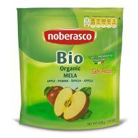 Manzana Blanda Noberasco envase de 80g de la marca Biocop (Aperitivos para picar)