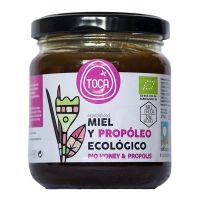 Miel con propóleo Toca envase de 270g de Biocop (Dulces y galletas)