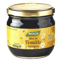 Miel de tomillo de 450g de la marca Biocop (Dulces y galletas)