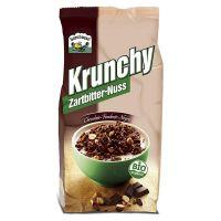 Muesli krunchy black choco hazelnut barnhouse - 375g