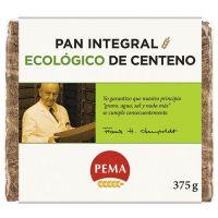 Pan de centeno Integral Pema envase de 375g del fabricante Biocop (Panaderia Dietetica)