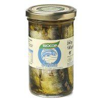 Sardinas envase de 180g del fabricante Biocop (Pescados en Conserva)