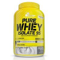 Pure Whey Isolate 95 envase de 2.2kg de Olimp Sport (Proteína de Aislado de Suero Isolate)