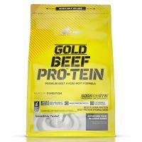 Gold Beef Pro-Tein envase de 700g de la marca Olimp Sport (Proteína de Carne)