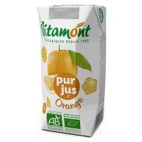 Zumo de naranja Vitamont de 6 x 20cl de la marca Biocop (Zumos y Refrescos)