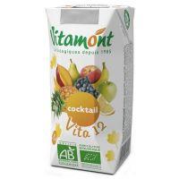 Zumo Vita 12 Vitamont envase de 6 x 20cl del fabricante Biocop (Zumos y Refrescos)
