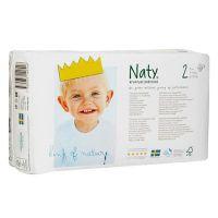 Pañal Naty Nº2 de 3 a 6 kg de Biocop