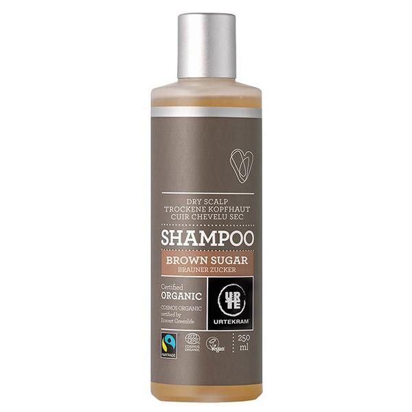 Brown sugar shampoo for dry scalp urtekram - 250 ml