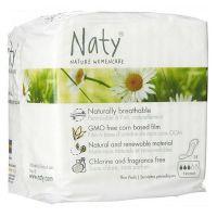 Compresas Normal Naty de 15 unidades del fabricante Biocop (Especial Mujer)