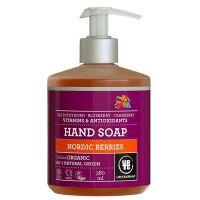 Jabón manos frutos rojos Urtekram de Biocop
