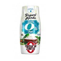 Salsa de Yogurt y Finas Hierbas - 320g [Natural Zero]