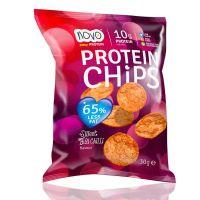 Protein Chips envase de 30g del fabricante Novo Nutrition (Aperitivos para picar)