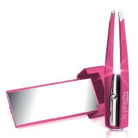 La pinzette tweezer with light and mirror