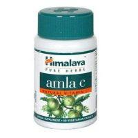 Amla-C de 60 cápsulas del fabricante Himalaya Herbal Healthcare (Mejora General)