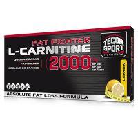 L-carnitine fat fighter de 20 viales de la marca Tegor Sport (L-Carnitina)