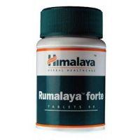 Rumalaya Forte de 60 tabletas de la marca Himalaya Herbal Healthcare (Formulas Mejoras Articulares)