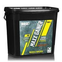 Maxx gainer de 5 kg de la marca Best Protein (Ganadores de Peso con proteína)