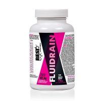 Fluidrain de 120 cápsulas de Best Protein (Diuréticos)