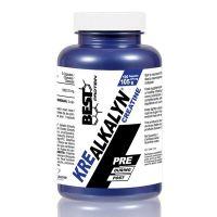 Kre alkalyn de 120 cápsulas de la marca Best Protein (Kre-alkalyn)