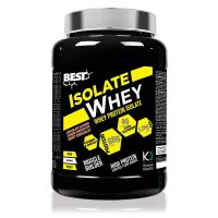 Isolate whey envase de 4 kg de la marca Best Protein (Proteína de Aislado de Suero Isolate)
