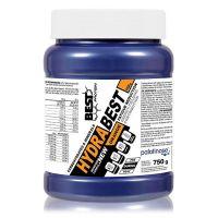 Hydra best envase de 750 g de la marca Best Protein (Carbohidratos)