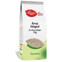 Arroz Integral bio - 1 kg [Granero]