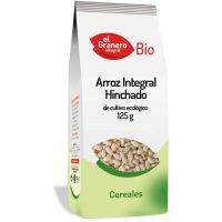 Arroz Integral hinchado bio - 125 g